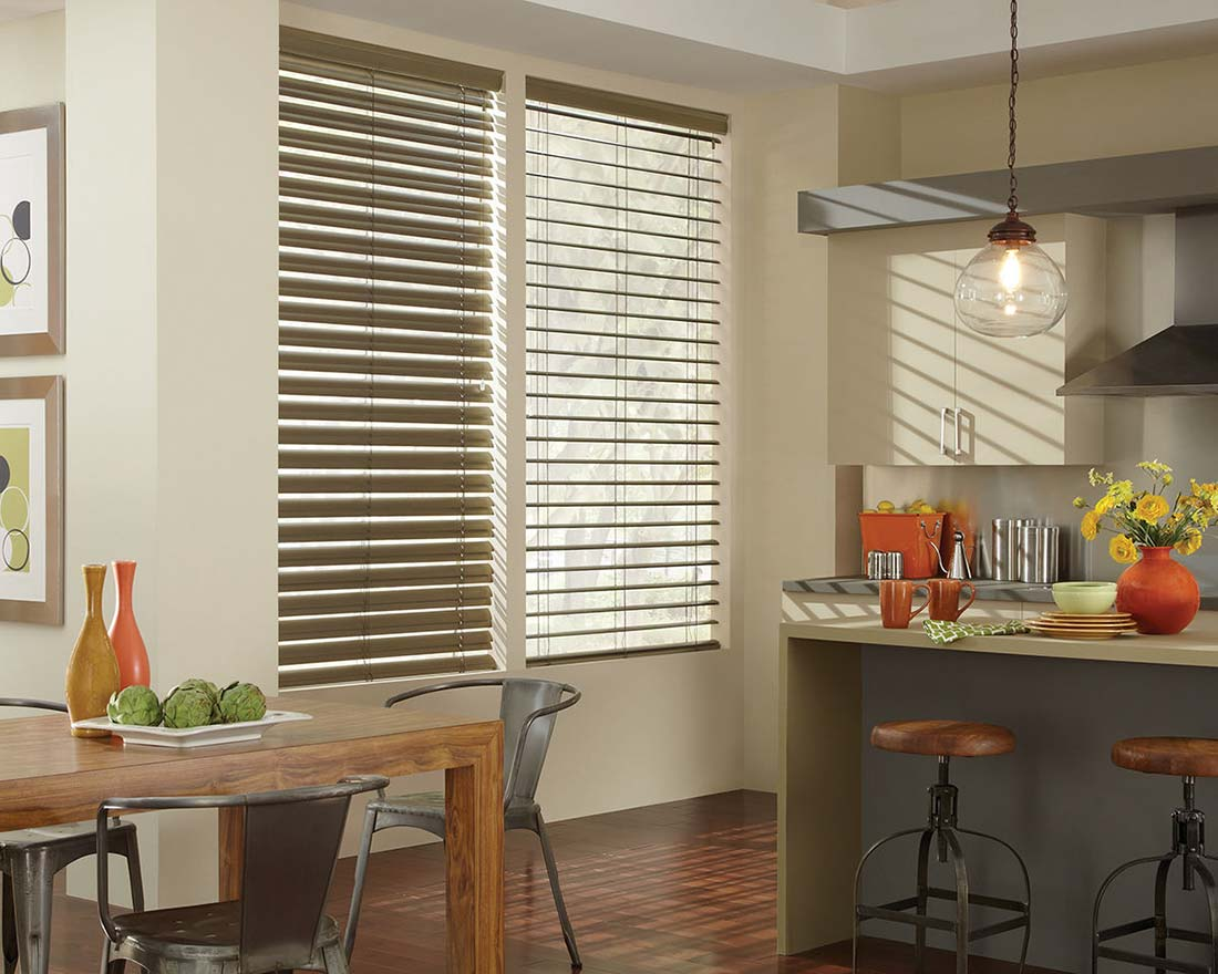 Reveal Aluminum Blinds