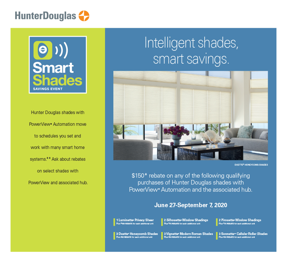 Hunter Douglas - Energy Smart Style
